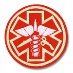 Medical Services Patches