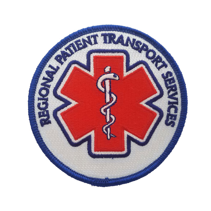 emergency services patches